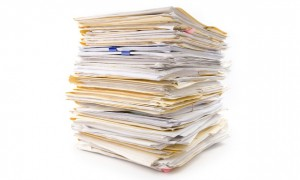 Employee Document Retention