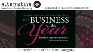 CPBJ Business of the Year Award