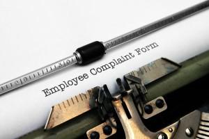 employee complaints
