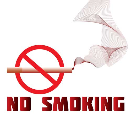 ban on hiring smokers