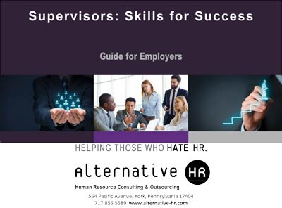 supervisors skills for success guide